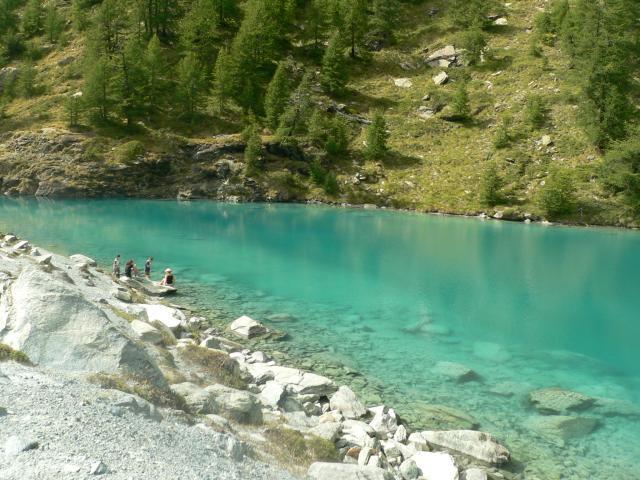 Lago Blu Saint Jacques